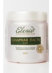 Сахарная паста « SOFT» мягкая Elenis