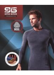 Шерстяное термобельё Gatta Wool
