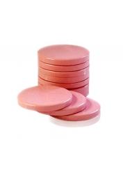 Горячий воск в дисках DimaxWax (розовый),1кг